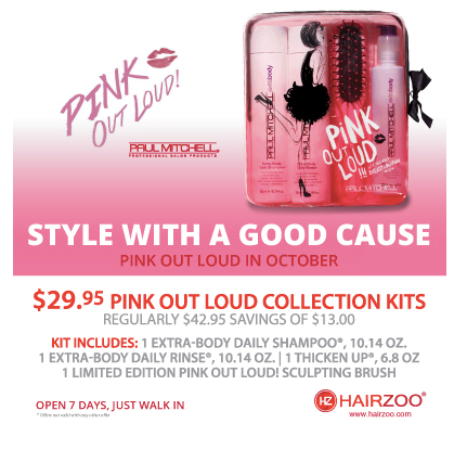 Pink Out Loud