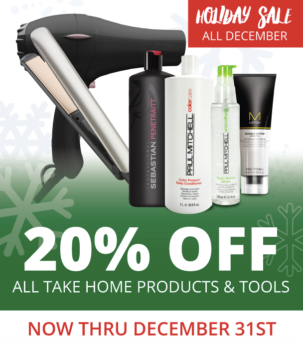 December's Holiday Offer