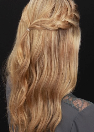 5 Ways To Spice Up Your Half Up Half Down Hairstyle Hairzoo