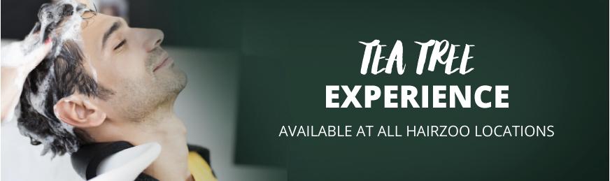 The Hairzoo Tea Tree Experience
