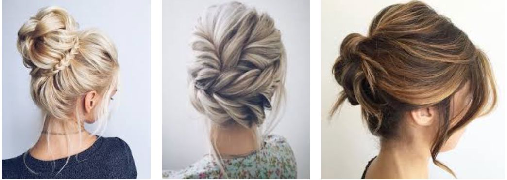 Braided Updo by Kay