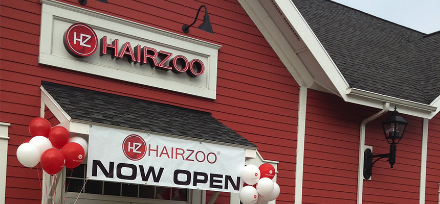 Hairzoo Victor is a GO!