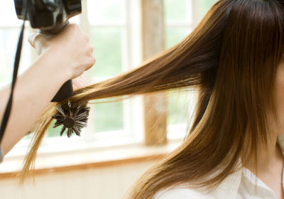 THE SALON BLOW DRY VISIT IS BACK FOR GOOD
