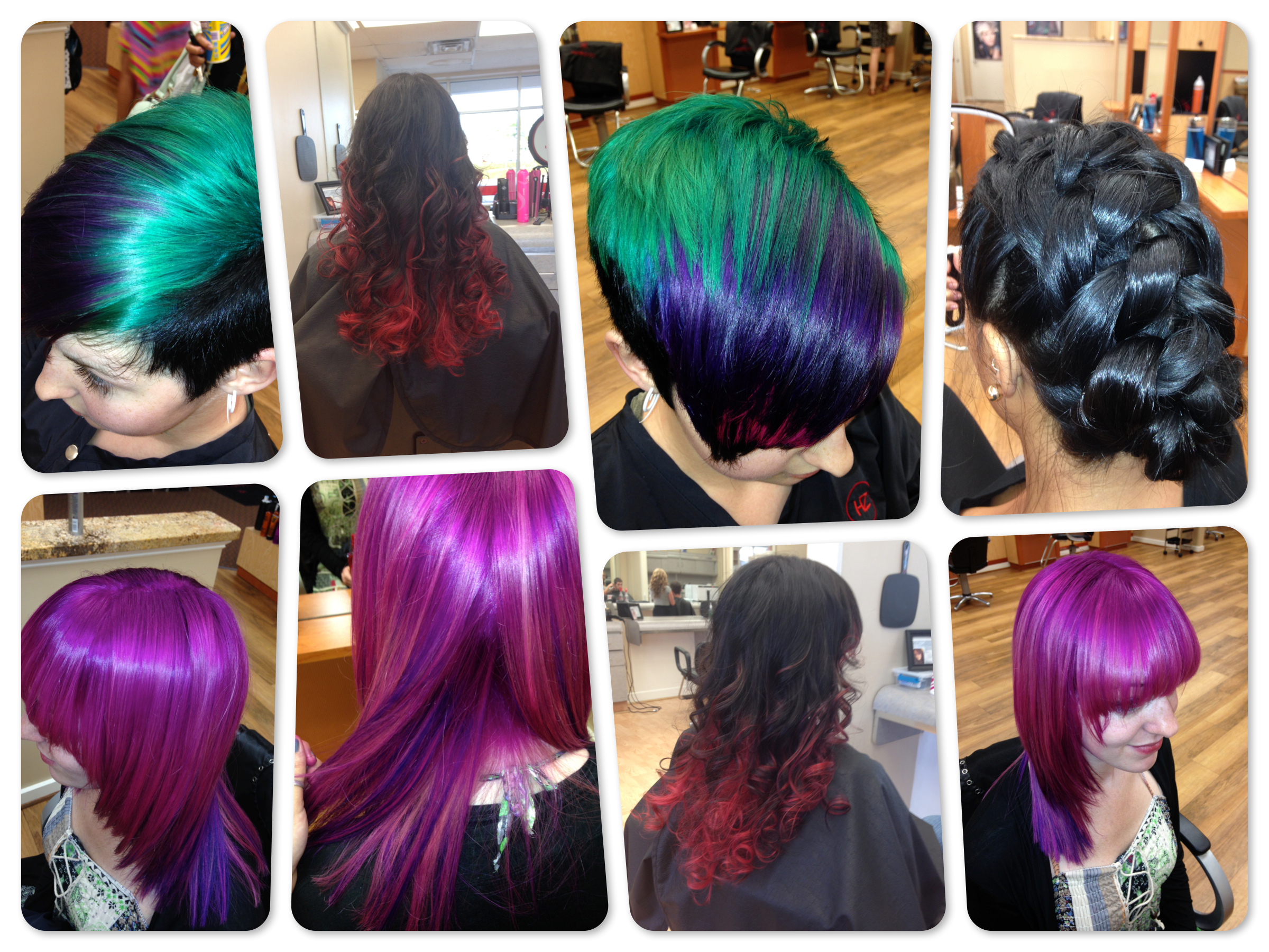 Great Color, Great Hairzoostyle