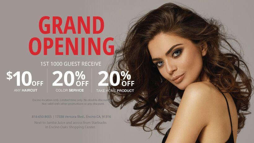Encino Grand Opening