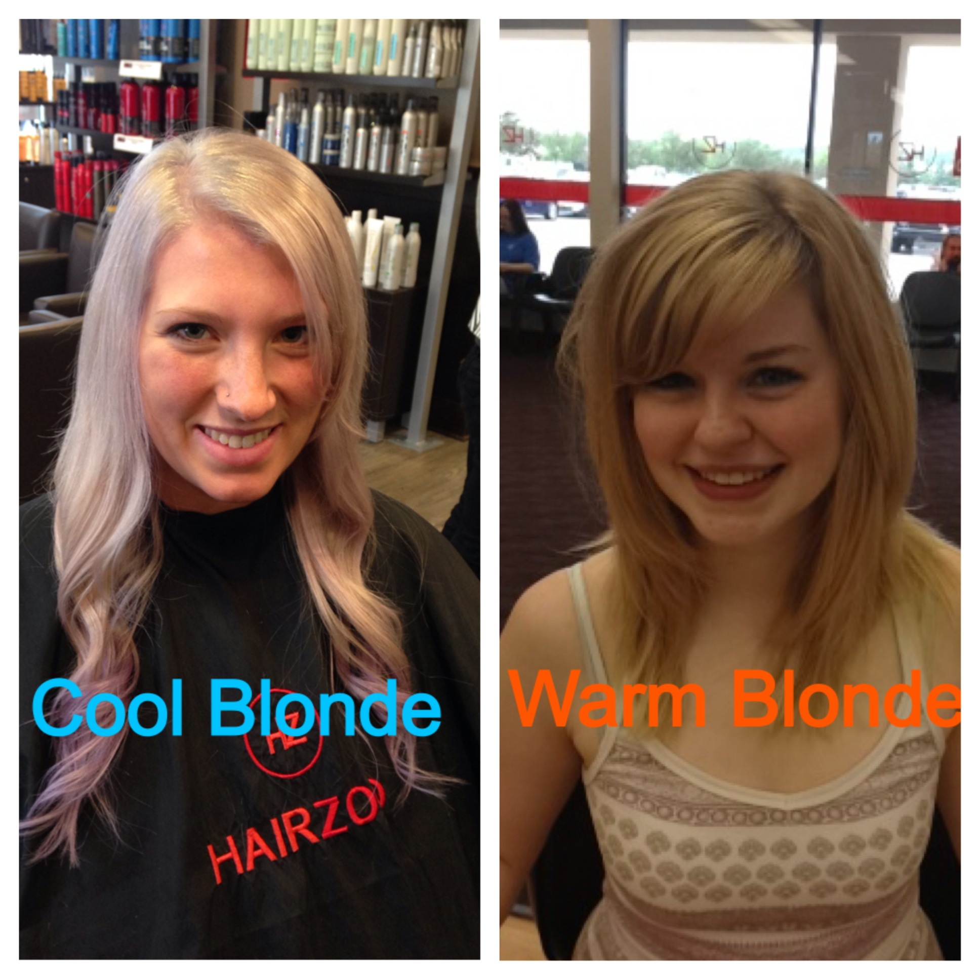 When Deciding A Hair Color Figuring Out Whether You Want Warm Or Cool Shade Is Vital Part Of The Process