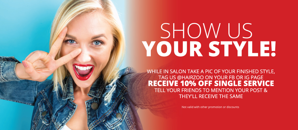 Show us you style!