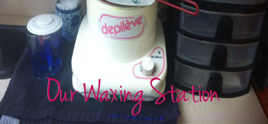 Wax on, wax off!